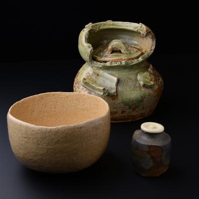 -特別展- 数寄者の茶陶