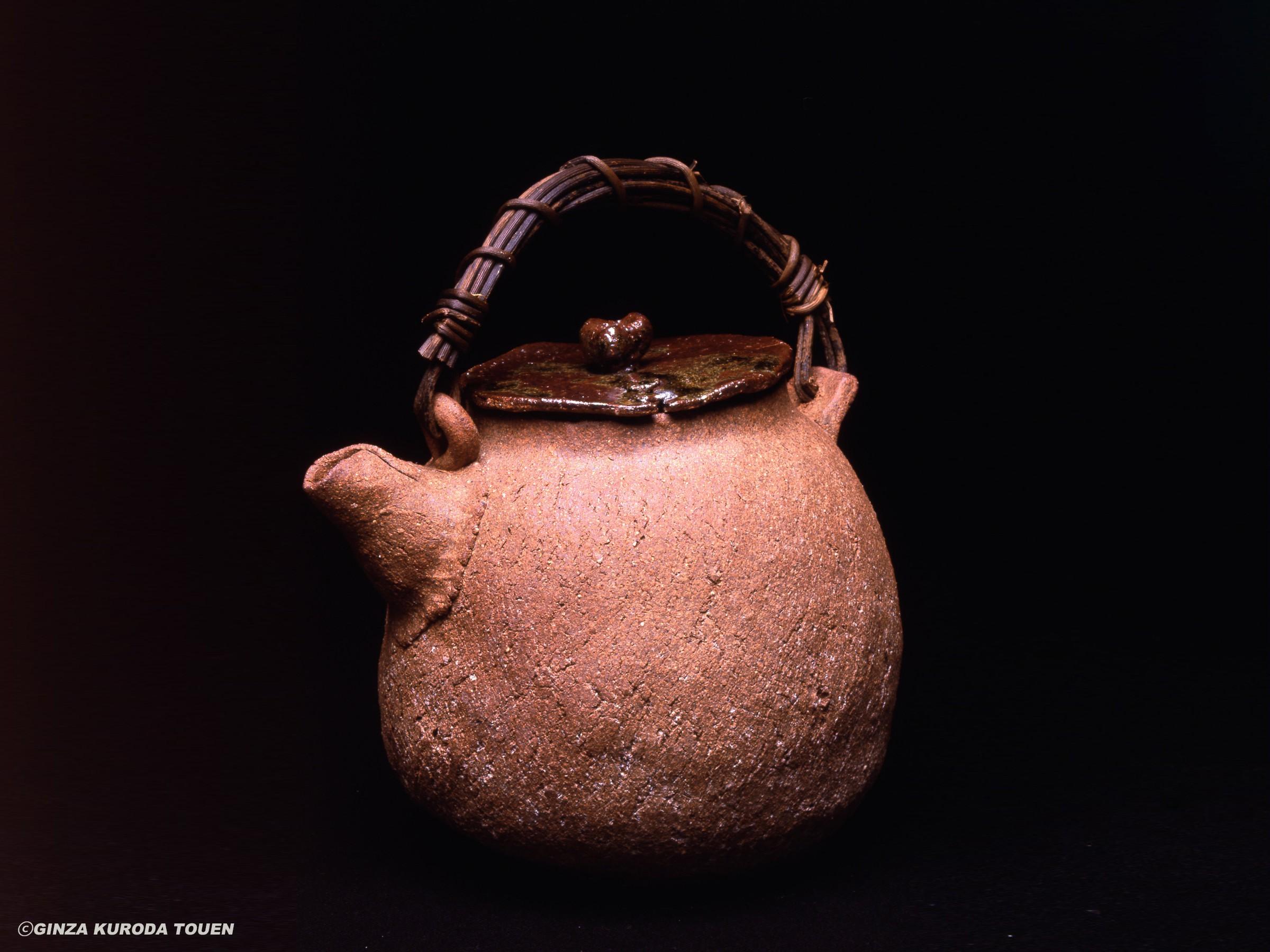Handeishi Kawakita: Tea pot