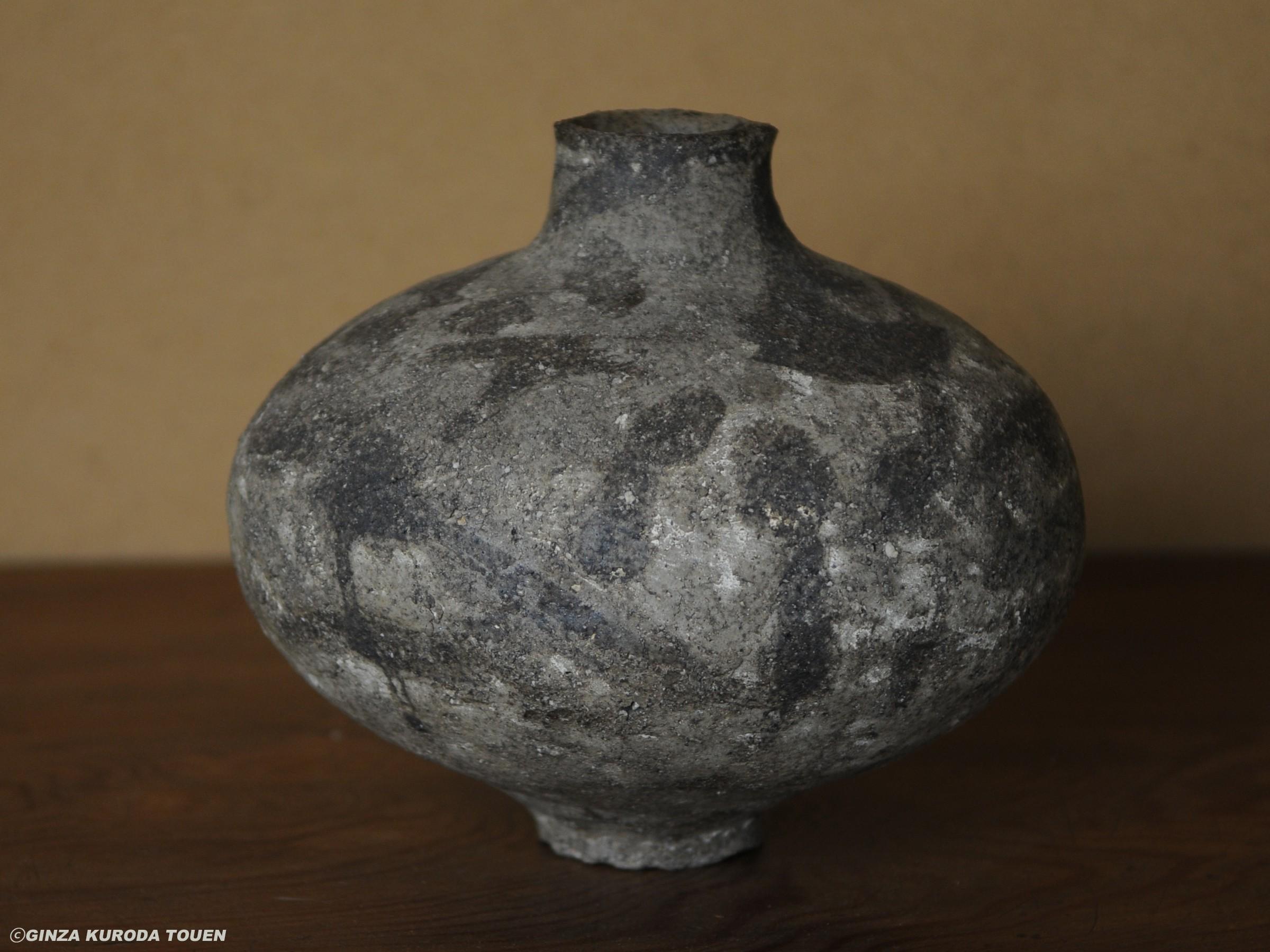 Shoji Kamoda: Vase, Sekki type
