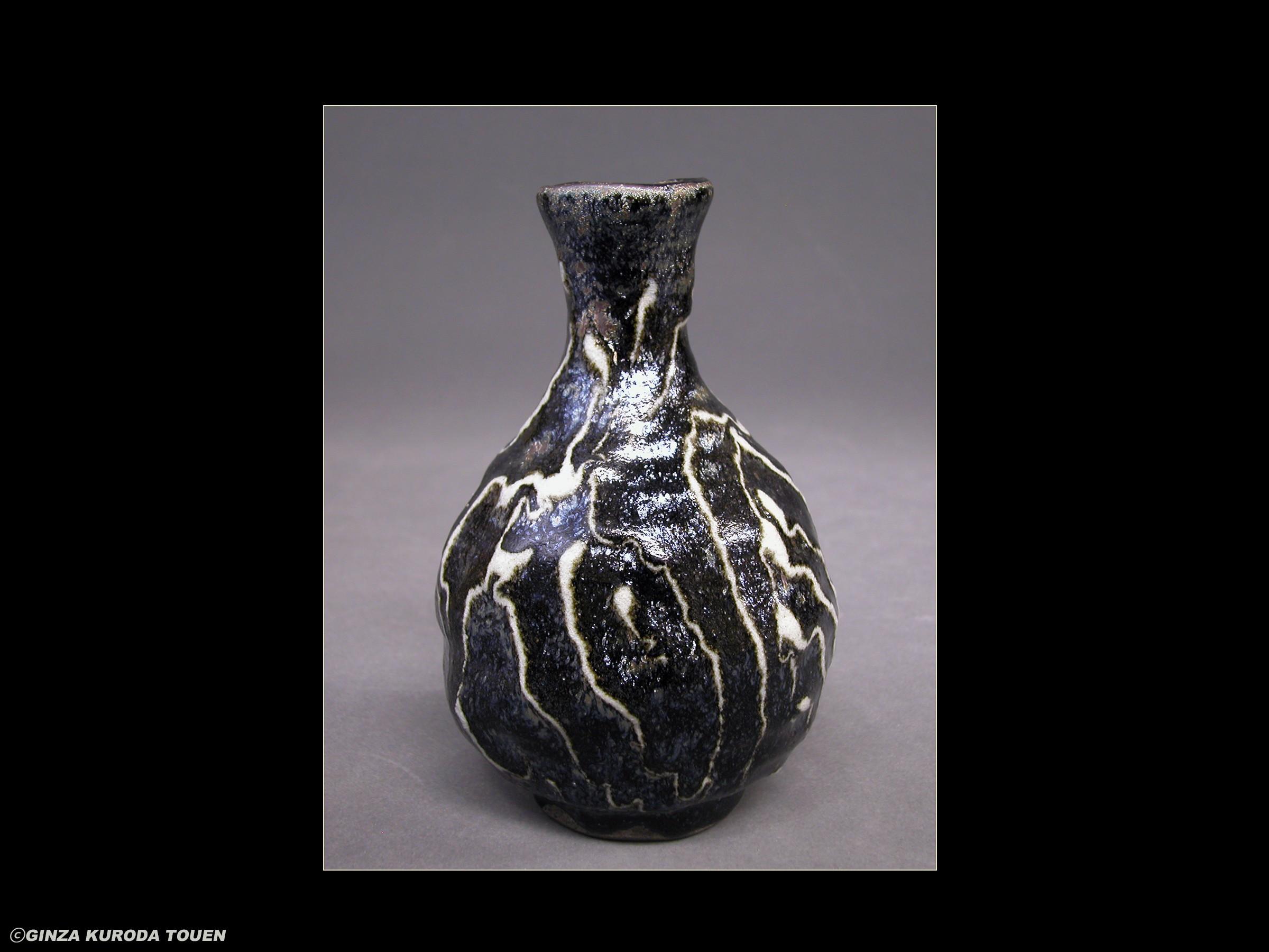 Uichi Shimizu: Sake bottle