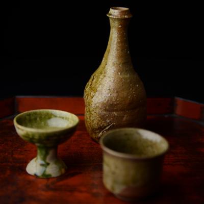 温故 - 古陶の酒器