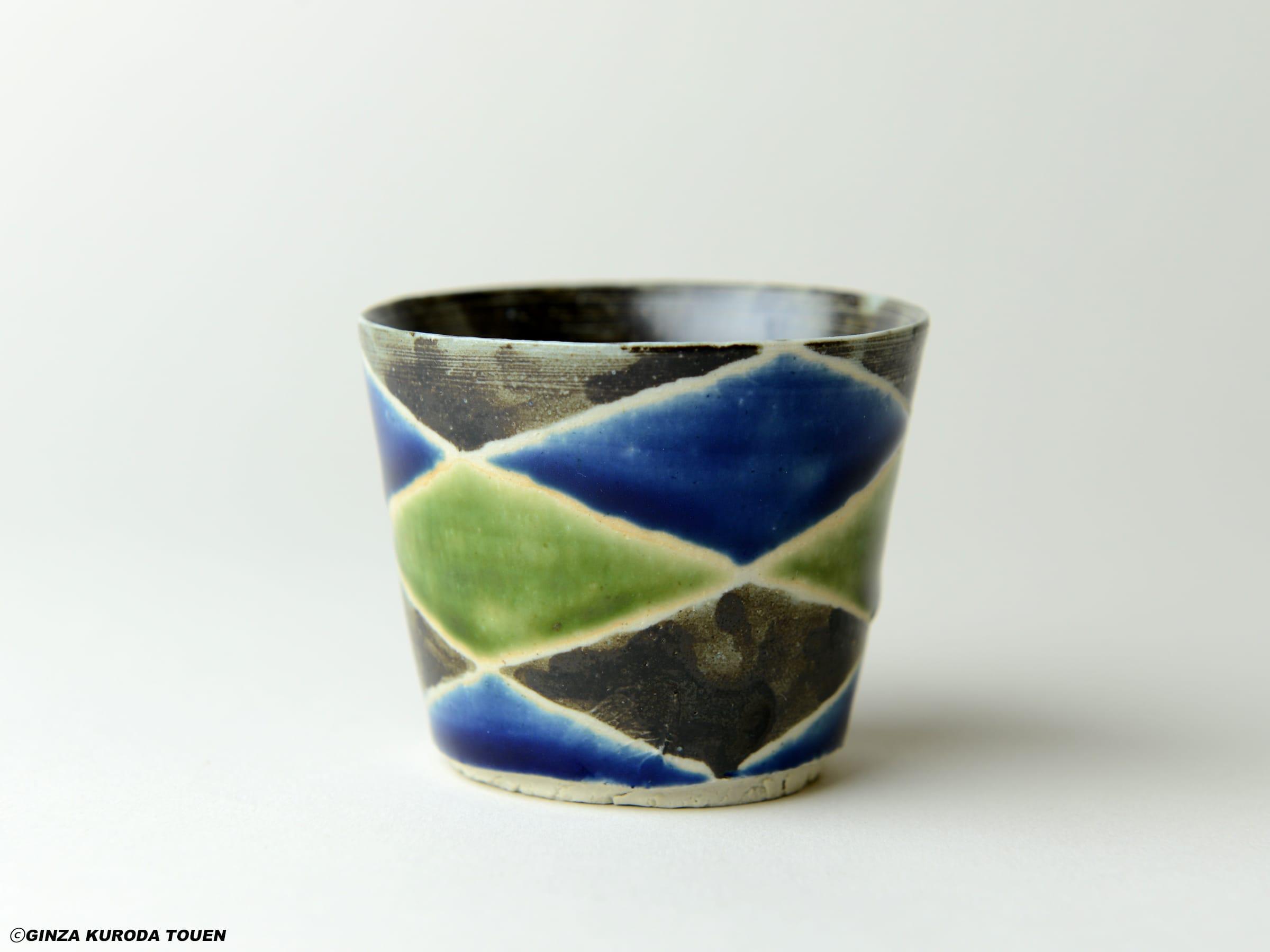 Shoji Kamoda : Sake cup 1980