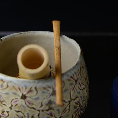 新茶を愉しむ-茶碗展